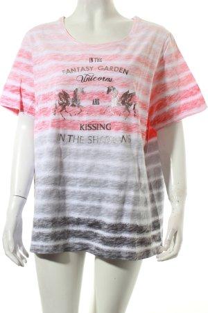 Gerry Weber T-Shirt Schriftzug gedruckt Casual-Look