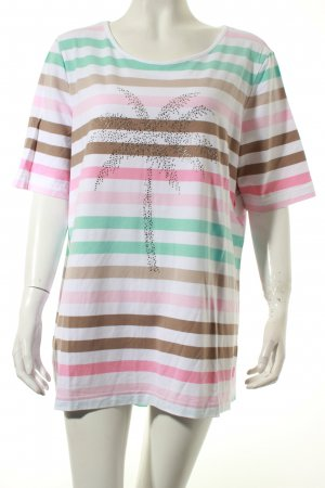 Gerry Weber T-Shirt Streifenmuster Casual-Look