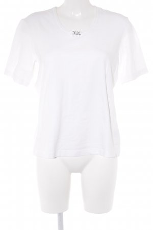 Gerry Weber T-Shirt weiß Casual-Look