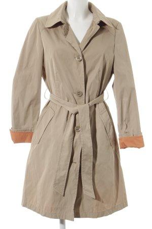 Gerry Weber Trenchcoat beige-orange Brit-Look