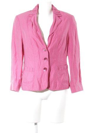 Gerry Weber Tweed blazer roze elegant