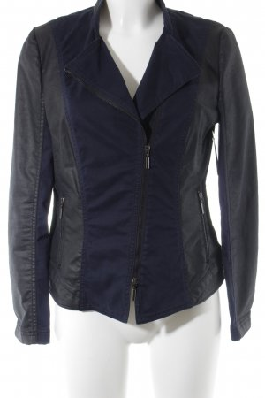 Gerry Weber Übergangsjacke schwarz-dunkelblau Street-Fashion-Look