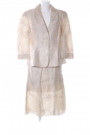 Gerry Weber Woven Twin Set natural white vintage look