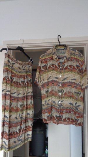 Gerry Weber Ladies' Suit multicolored viscose