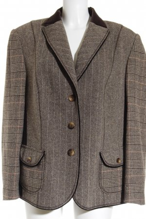 Gerry Weber Wool Blazer herringbone pattern Brit look