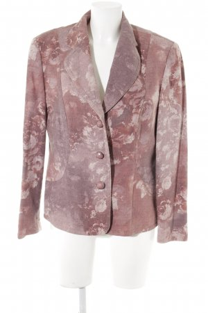 Gerry Weber Wool Blazer floral pattern casual look