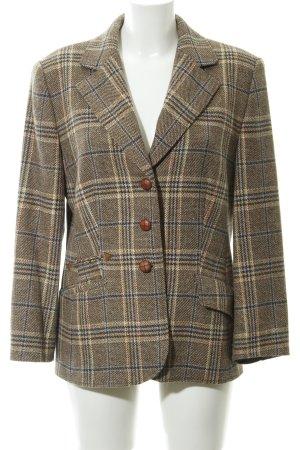 Gerry Weber Blazer in lana motivo a quadri stile professionale