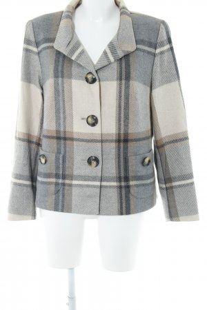 Gerry Weber Wool Blazer check pattern business style
