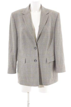 Gerry Weber Blazer in lana motivo a quadri stile classico