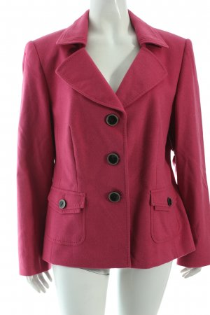 Gerry Weber Wool Blazer purple