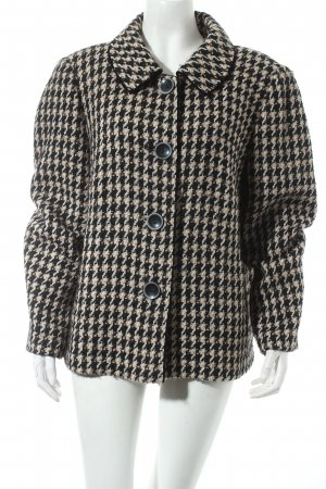 Gerry Weber Wolljacke Hahnentrittmuster Street-Fashion-Look