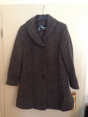 Gerry Weber Cappotto in lana multicolore