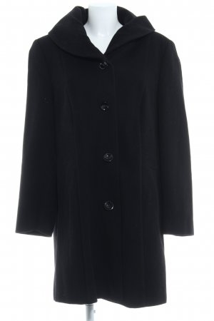Gerry Weber Cappotto in lana nero elegante