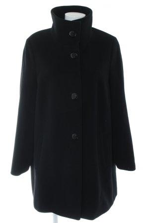 Gerry Weber Cappotto in lana nero elegante