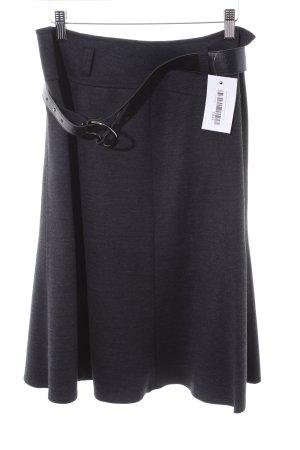 Gerry Weber Wollen rok grijs zakelijke stijl