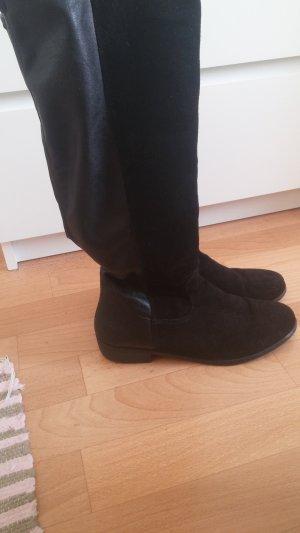 Gesa Overknee-Stiefel von Tamaris mit Leder