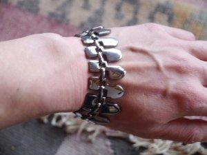 Geschwärztes Glamour Armband