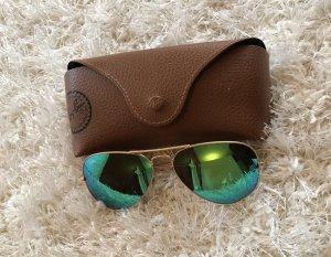 Gespiegelte Ray Ban Sonnenbrille