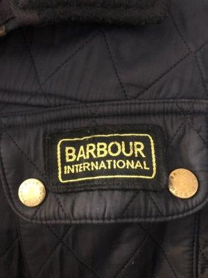 Gesteppte Barbour Jacke