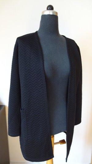 Jacqueline de Yong Sweat Jacket black polyester