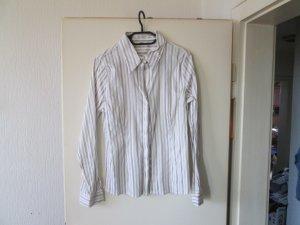 gestreifte Bluse Größe 42