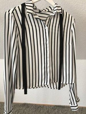 Gestreifte Bluse H&M