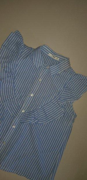 Gestreifte Bluse von Mango