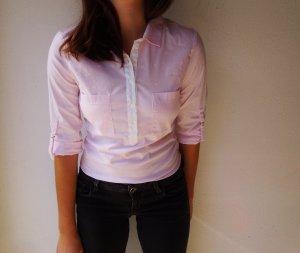 Gestreifte Bluse von Zara