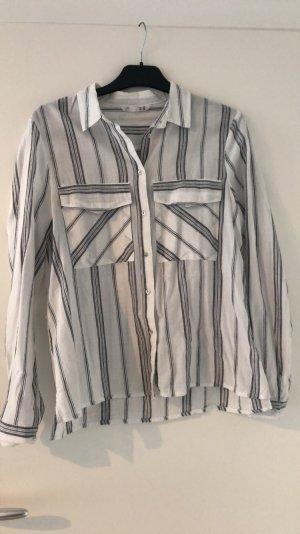 Long Sleeve Shirt grey-white