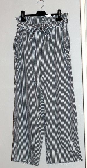 H&M Culotte blanc-noir