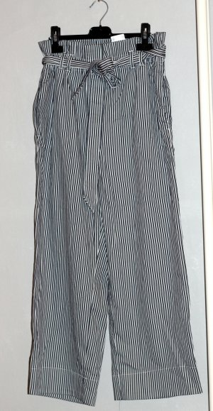 H&M Culottes white-black