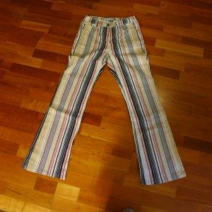 gestreifte Jeans Gr.40 / L