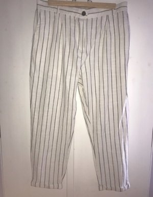 B.young Linen Pants multicolored