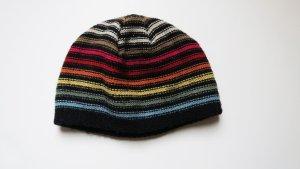 Promod Chapeau en tricot multicolore