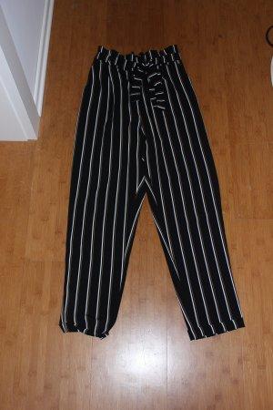 Pull & Bear Pantalone peg-top multicolore