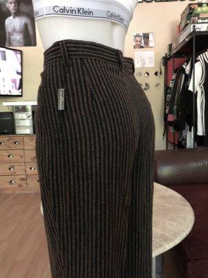Rocco Barocco High Waist Trousers multicolored