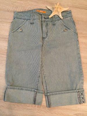 Gestreifte Shorts von MAC