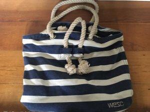 gestreifte Tasche von WESC