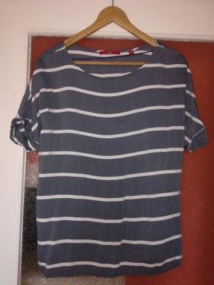 s.Oliver Oversized blouse veelkleurig Viscose