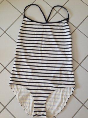 COS Swimsuit black-white