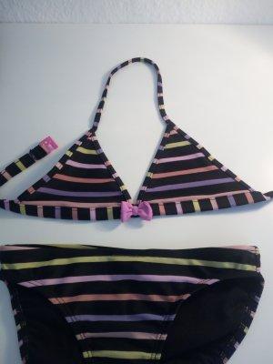 Gestreifter Bikini von H&M