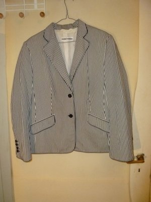 Gerry Weber Boyfriend Blazer white-blue