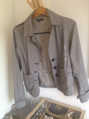gestreifter Blazer von Cotton On