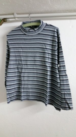 Bexleys Sweater wit-zwart
