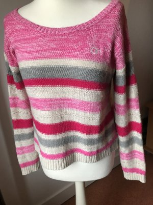 gestreifter Gilly Hicks Strick-Pulli