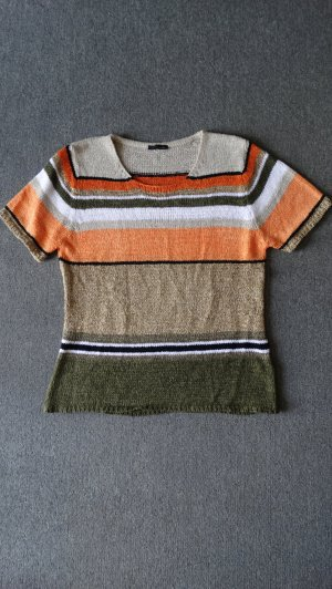 CPM the Collection! Short Sleeve Sweater multicolored mixture fibre