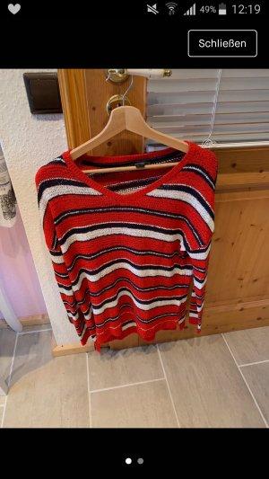 Esmara Crochet Sweater multicolored