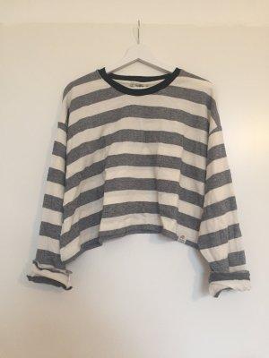 gestreifter Pullover/Sweatshirt