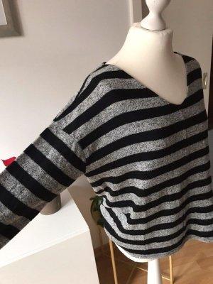 Gestreifter Pullover von Esprit, Gr. L - XL
