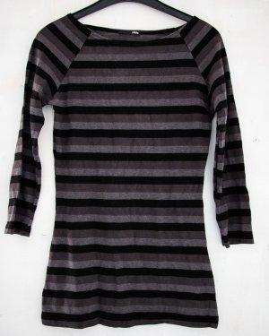 Hennes Collection by H&M Lang shirt veelkleurig Katoen